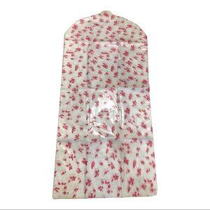 5 NEW vintage retro strawberry  regal garment bags
